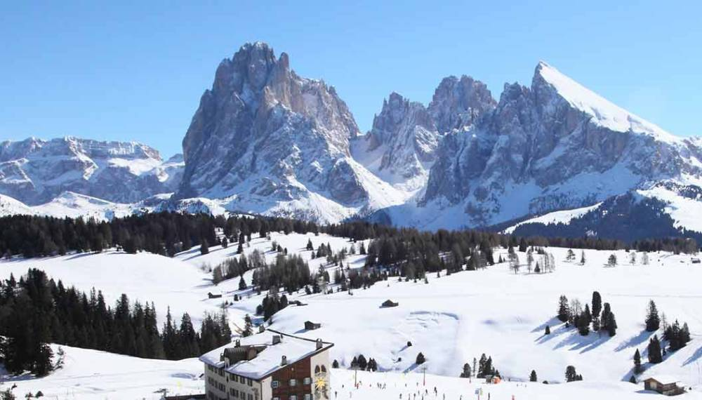 WHITE WEEK IN VAL DI FASSA