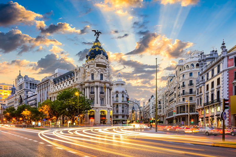 SPLENDIDA MADRID