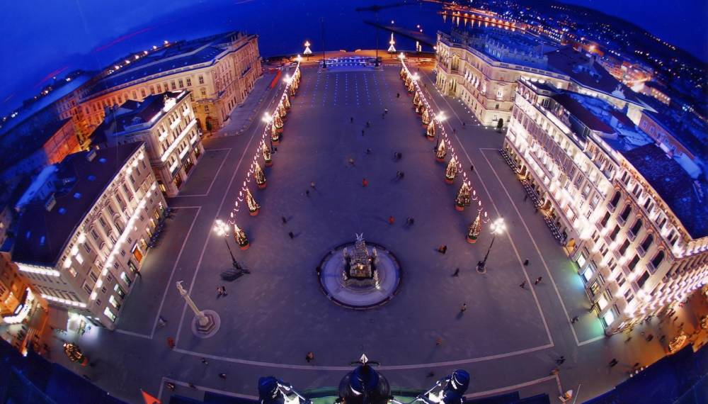 Trieste, corners to discover
